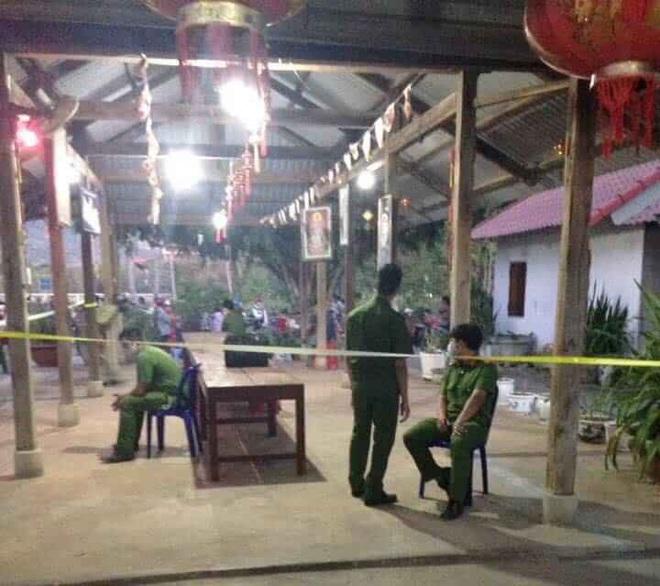 Bắt nghi phạm sát hại thượng toạ và người làm công quả ở chùa Quảng Ân - Ảnh 2.