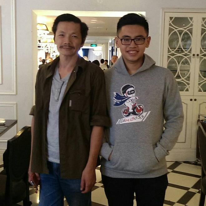 NSND Trung Anh: Tôi không tiếp tế cho con trai đang cách ly - ảnh 1
