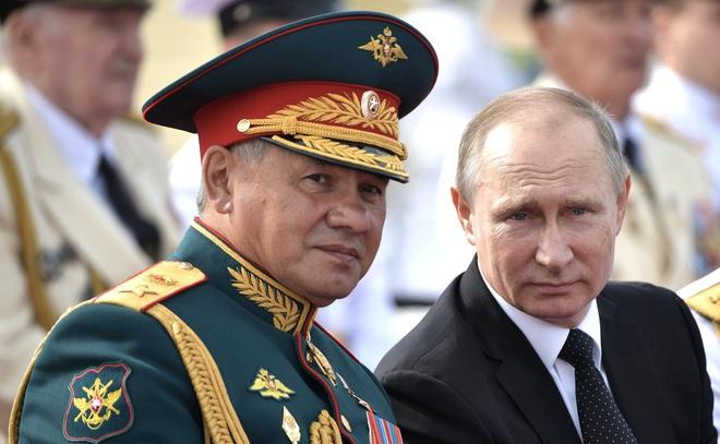 Bất ngờ tới Syria cùng Su-35, Bộ trưởng Shoigu mang thông điệp sắt đá của Tổng thống Putin gửi tới Thổ Nhĩ Kỳ? - Ảnh 2.