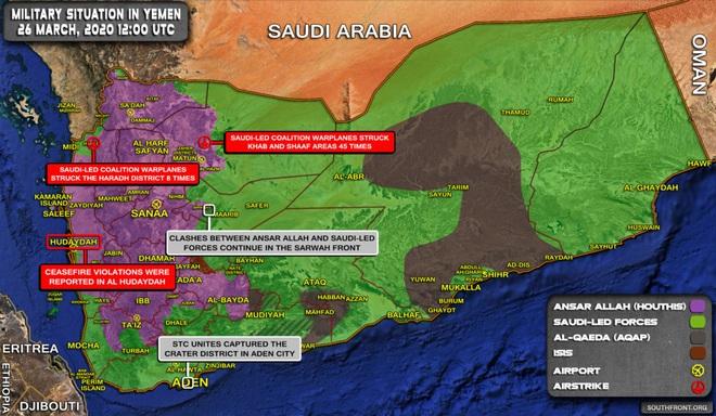 Chiến sự Syria đột ngột nóng, bão lửa đang giật tung Idlib - Liên hợp quốc ra thông báo khẩn - Ảnh 1.
