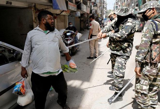 Covid-19: Ấn Độ rối vì lệnh phong tỏa toàn quốc - ảnh 6