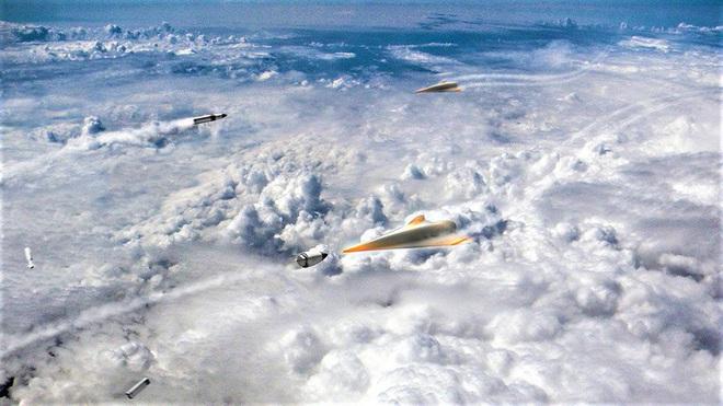 Nhật Bản tham gia cuộc đua vũ khí siêu thanh - ảnh 5