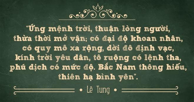 Vị vua sáng chói của nước Việt: Sét đánh thành chữ, thuận trời - người lên ngôi hoàng đế - Ảnh 7.