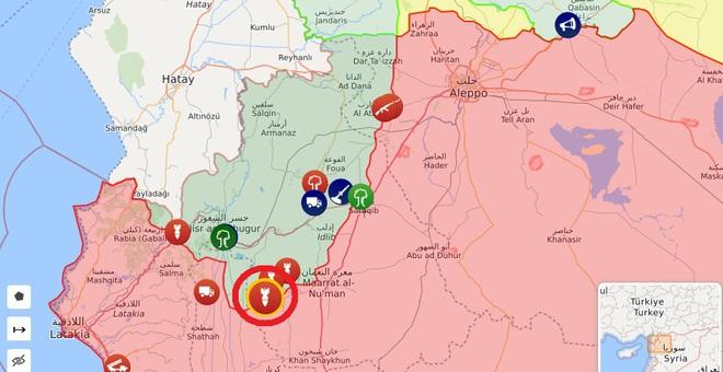 Liên quân Nga-Syria vào thế, Idlib nóng chưa từng thấy - Thổ Nhĩ Kỳ cứng rắn dồn quân, sẵn sàng cho kịch bản đẫm máu nhất - Ảnh 1.