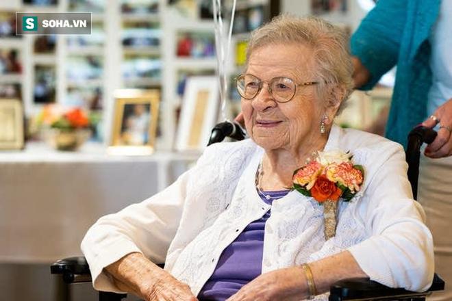Những người sống thọ từ 110 tuổi trở lên đều có các tế bào đặc biệt, gọi là gen sống thọ - Ảnh 2.
