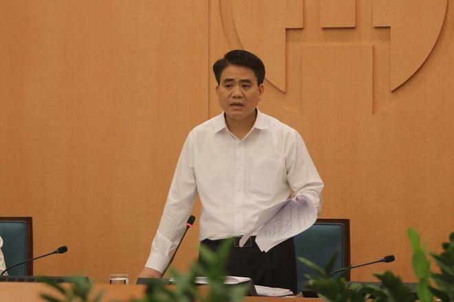 Cách ly xã hội phòng Covid-19: Những trường hợp nào ở Hà Nội được ra ngoài, các cơ sở, nhà máy nào vẫn hoạt động? - Ảnh 1.