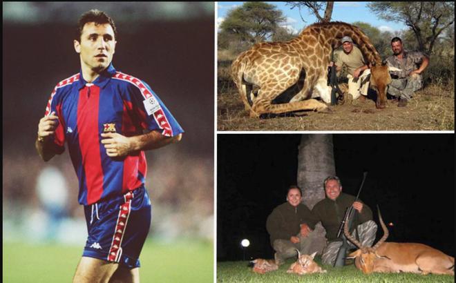 """Từ người hùng World Cup đến tay thợ săn """"thượng thừa"""" hạ gục sói dữ bằng hai khẩu súng vàng"""