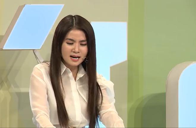 Kha Ly và Vân Trang khẩu chiến gay gắt trên truyền hình vì chuyện người yêu cũ - Ảnh 5.