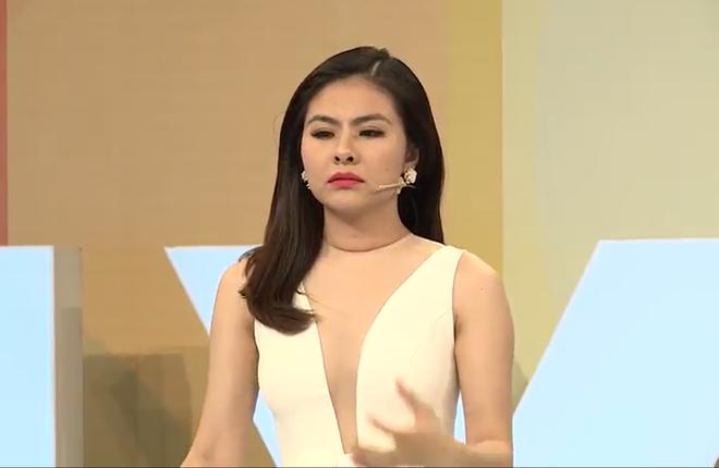 Kha Ly và Vân Trang khẩu chiến gay gắt trên truyền hình vì chuyện người yêu cũ - Ảnh 4.