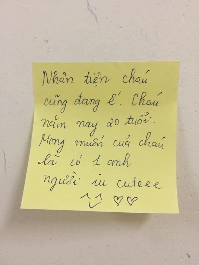 Nữ sinh thức đến 2h sáng viết lời nhắn đáng yêu gửi những người chuẩn bị đến cách ly - Ảnh 8.