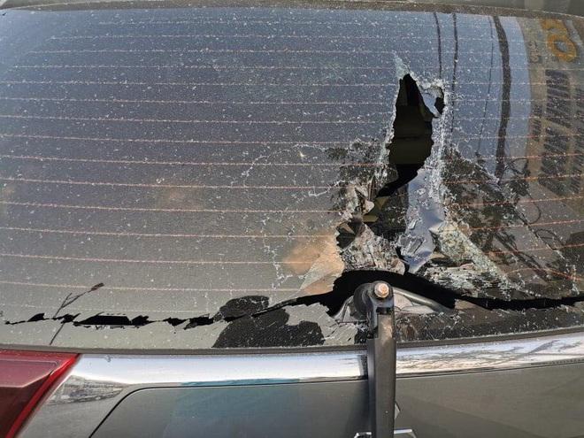 Bắt nhóm thanh niên đập phá hơn 20 xe ô tô, xe tải ở Vũng Tàu - Ảnh 4.