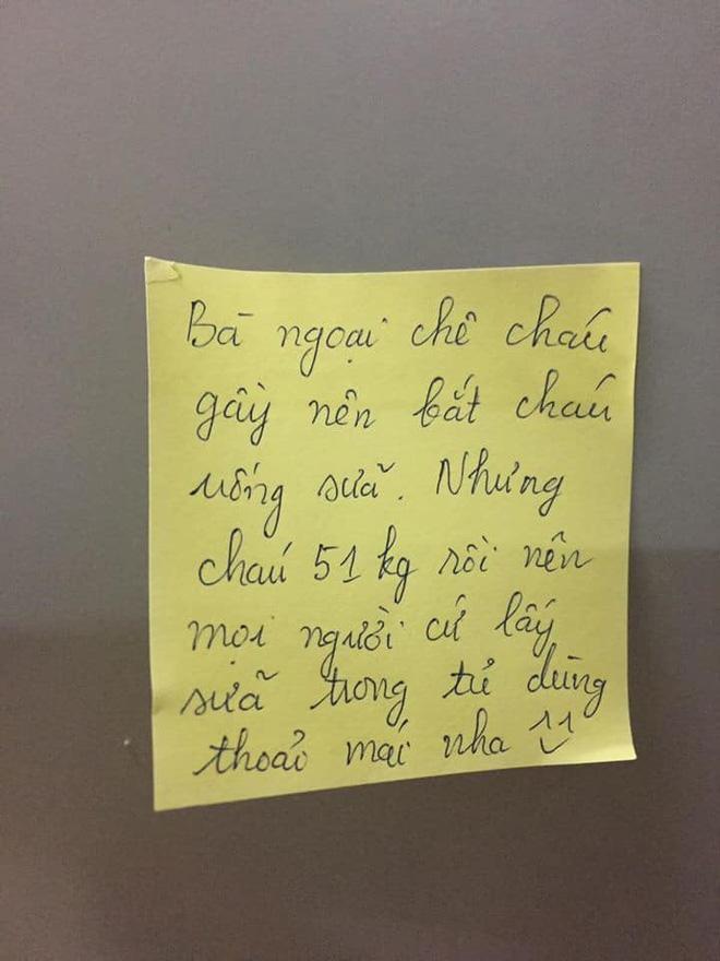 Nữ sinh thức đến 2h sáng viết lời nhắn đáng yêu gửi những người chuẩn bị đến cách ly - Ảnh 5.
