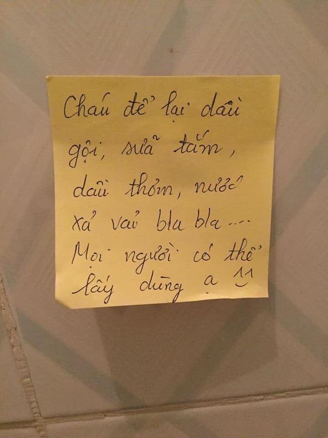 Nữ sinh thức đến 2h sáng viết lời nhắn đáng yêu gửi những người chuẩn bị đến cách ly - Ảnh 7.
