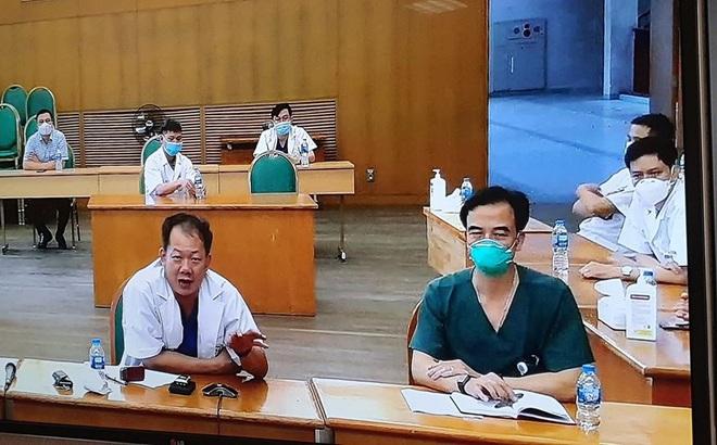 Bộ Y tế nhận định: 7 nhóm đối tượng có nguy cơ cao mắc Covid-19 tại Bệnh viện Bạch Mai