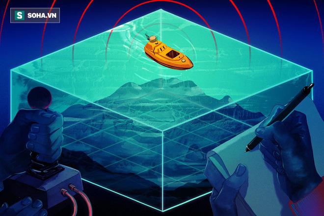 """Con tàu không người lái nhìn thấu đáy đại dương nhờ """"mắt thần"""" siêu đẳng - Ảnh 1."""