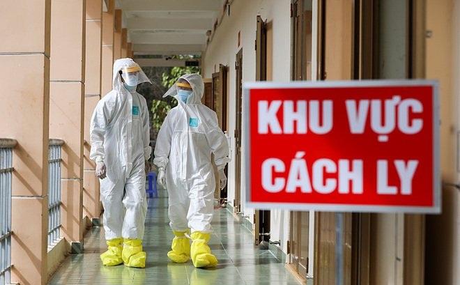 Hà Nội: 2 vợ chồng dương tính lần 1 SARS-CoV-2 tại Khu đô thị Thanh Hà