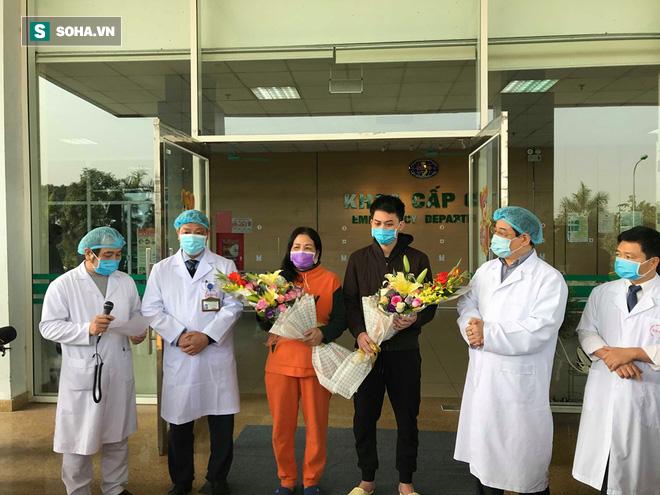 PGS.TS Nguyễn Huy Nga: Người khỏi Covid-19 ở Việt Nam chưa hề có sự lây nhiễm nào cho người khác - Ảnh 3.