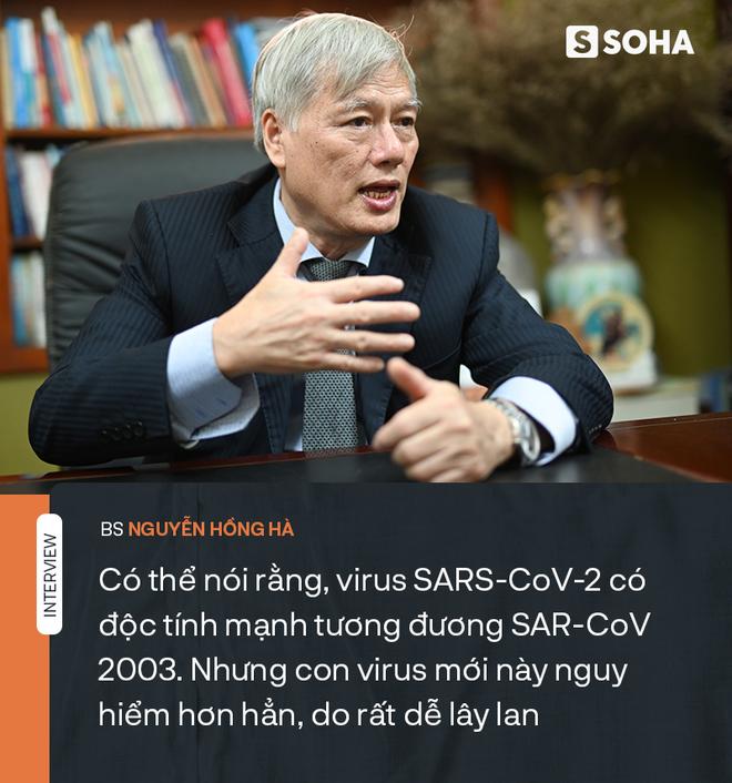 Người lội ngược dòng trong dịch SARS: Máy thở 2+2=4 và tình cảnh y bác sĩ phơi mình trước con virus! - Ảnh 4.
