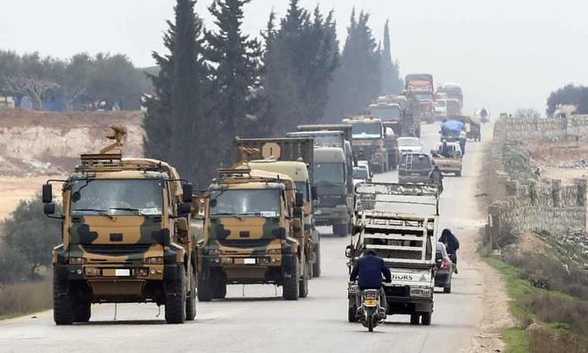 Tướng Nga nổi giận, Mỹ - NATO quay lưng: Thổ Nhĩ Kỳ đang phải trả giá đắt ở Syria! - Ảnh 1.