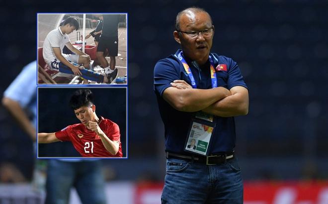 """Nhờ nỗi đau trên đất Thái, HLV Park Hang-seo sẽ đánh bại được """"bóng ma"""" chấn thương"""