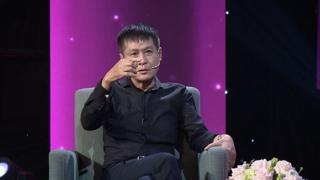 MC Quyền Linh bức xúc Lê Hoàng: Sống như anh nói là không có tình nghĩa - Ảnh 4.