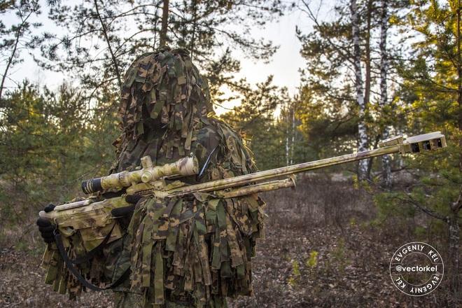 Lính bắn tỉa Nga luyện tuyệt kỹ hạ gục trực thăng: Lộ diện vũ khí làm nên điều không tưởng - Ảnh 1.