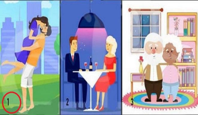 Đâu là cặp đôi đang yêu? Câu trả lời sẽ phản ánh cách yêu của bạn - Ảnh 2.