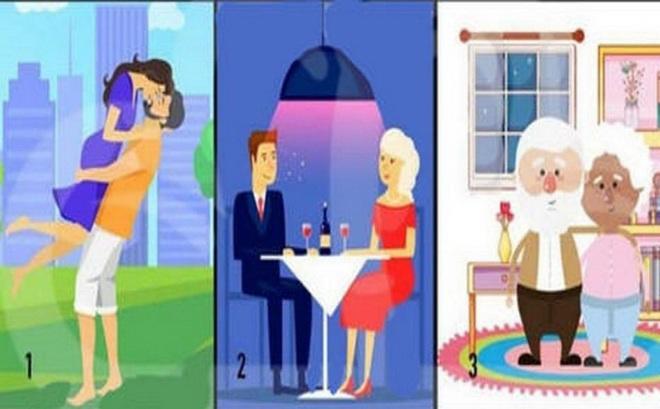 Đâu là cặp đôi đang yêu? Câu trả lời sẽ phản ánh cách yêu của bạn