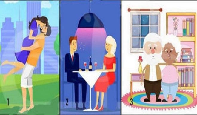 Đâu là cặp đôi đang yêu? Câu trả lời sẽ phản ánh cách yêu của bạn - Ảnh 1.