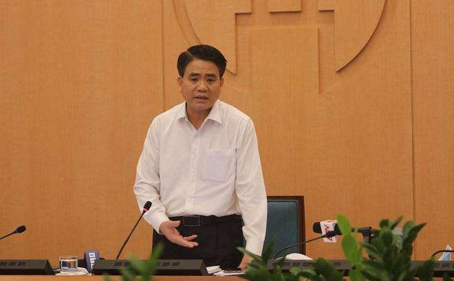 Chủ tịch Hà Nội: Ổ dịch tại bệnh viện Bạch Mai đã có các trường hợp liên quan đến 4 tỉnh, thành phố