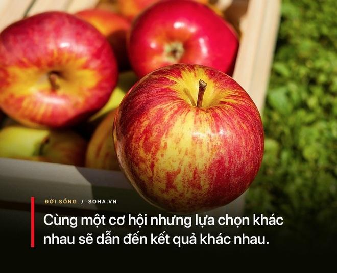 Từ chuyện quả táo, có thể nhận biết một người sẽ giàu hay nghèo: Nên tham khảo nếu muốn trở nên giàu có - Ảnh 4.