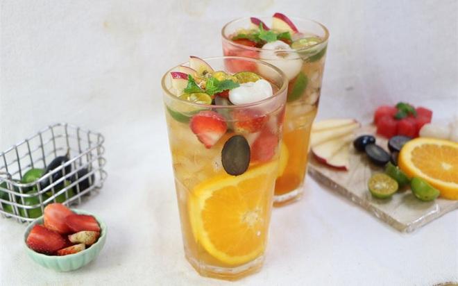 Hàng quán đóng cửa, Đông y gợi ý cách pha 3 cốc trà giúp giải độc, uống để khỏe đẹp hơn - Ảnh 4.