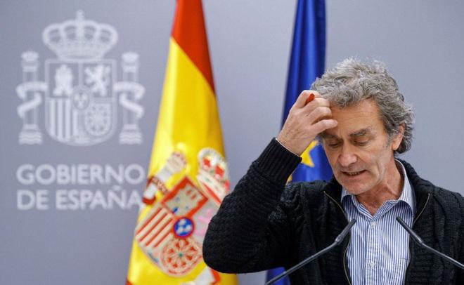 Tây Ban Nha: Lãnh đạo chống dịch COVID-19 nhiễm virus, tổng số ca nhiễm vượt Trung Quốc - Ảnh 1.