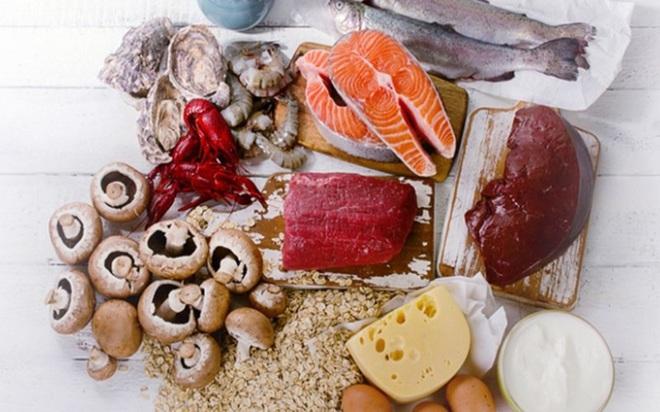 Thực phẩm giúp người cao tuổi tăng cường sức đề kháng - Ảnh 1.