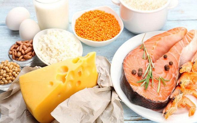 Thực phẩm giúp người cao tuổi tăng cường sức đề kháng - Ảnh 2.