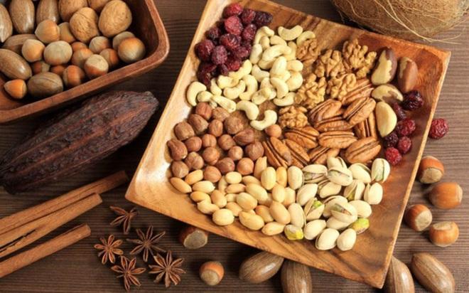 Thực phẩm giúp người cao tuổi tăng cường sức đề kháng - Ảnh 5.