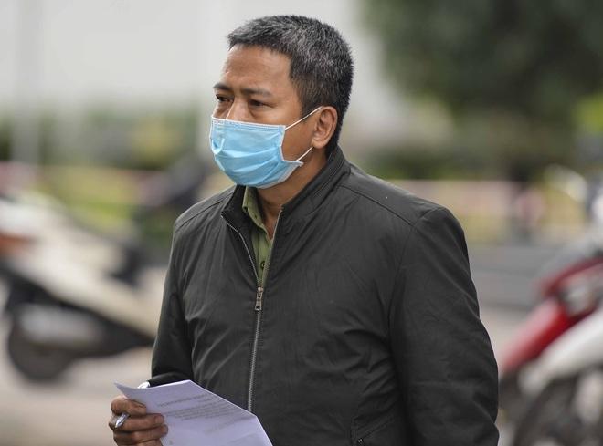 [Ảnh] Tiếp tế 350kg rau cho khu chung cư gần 1000 dân bị cách ly do có người mắc Covid-19 - Ảnh 7.