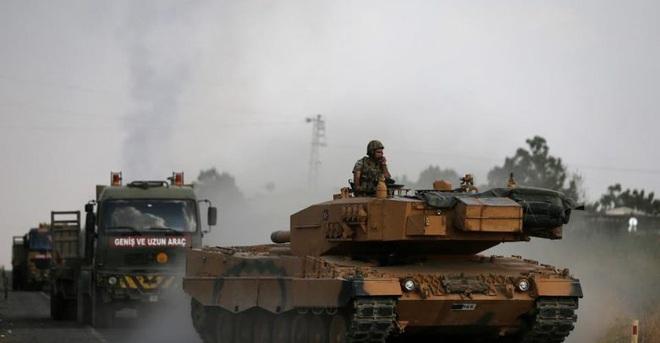 Đạn đã lên nòng: Đêm nay sấm sét sẽ bùng nổ, Syria báo cáo khẩn lên LHQ, dồn dập chuyển quân đến Idlib - Ảnh 1.