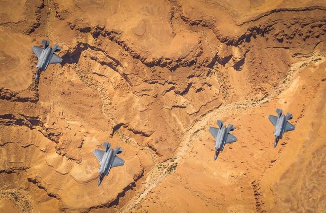 Tiêm kích F-35 Mỹ - Israel bất ngờ xung trận giữa tâm bão: Iran bị đưa vào tầm ngắm? - Ảnh 4.