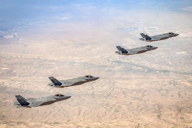 Tiêm kích F-35 Mỹ - Israel bất ngờ xung trận giữa tâm bão: Iran bị đưa vào tầm ngắm? - Ảnh 3.