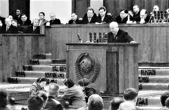 Báo cáo tuyệt mật của Khrushchev bị tình báo Israel đoạt bằng cách khó tin - ảnh 2