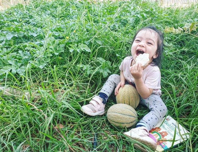 Mê vườn, người phụ nữ 8X chuyển từ thành phố về mảnh vườn rộng 2000m2 ở ngoại ô để tận hưởng hạnh phúc - ảnh 6