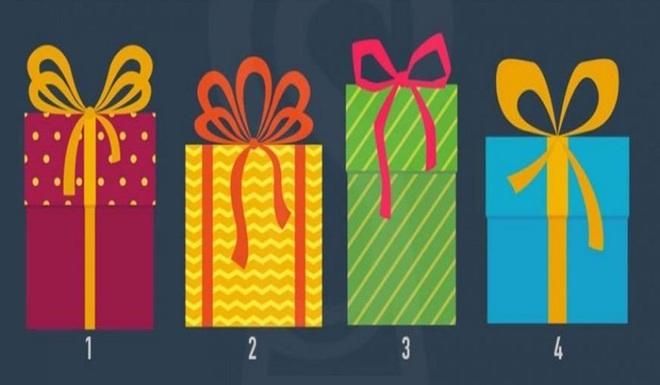 Chọn 1 hộp quà để biết ngay tính cách của bạn: Kiên nhẫn, lạc quan hay chân thật - Ảnh 1.
