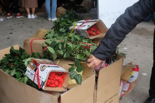 Hoa hồng Đà Lạt 8/3 nơi rẻ như cho, nơi bán đắt gấp 6-7 lần - Ảnh 1.