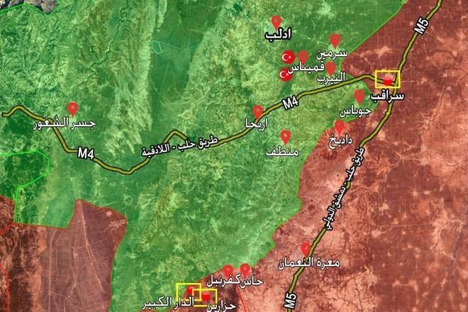 Quyết chiến vì vùng đệm sâu 30 km trong lãnh thổ Syria: 24 giờ cân não của Nga-Thổ? - Ảnh 2.