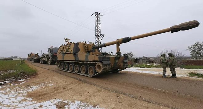 Chọc giận Gấu Nga, chơi trò hai mặt với Mỹ: Thổ Nhĩ Kỳ tự chuốc lấy thất bại ở Syria? - Ảnh 1.