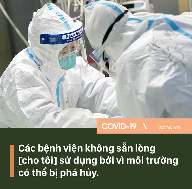 Hé lộ ca giải phẫu tử thi nhiễm Covid-19 đầu tiên trên thế giới: Giống như lính trinh sát, lại giống như phi hành gia - Ảnh 2.
