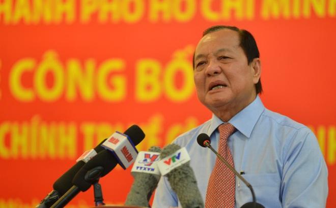 UBKT TƯ đề nghị BCT kỷ luật nguyên Bí thư Lê Thanh Hải và Chủ tịch UBND TPHCM Lê Hoàng Quân.
