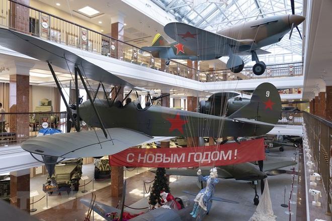[Photo] Nga: Bảo tàng vũ khí, thiết bị quân sự độc đáo ở Yekaterinburg - ảnh 3