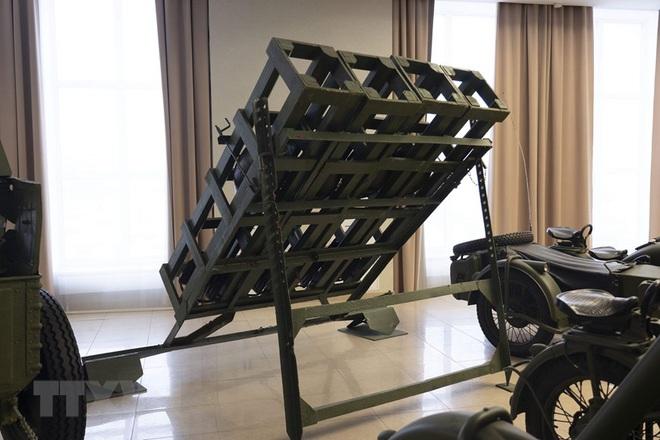 [Photo] Nga: Bảo tàng vũ khí, thiết bị quân sự độc đáo ở Yekaterinburg - ảnh 4